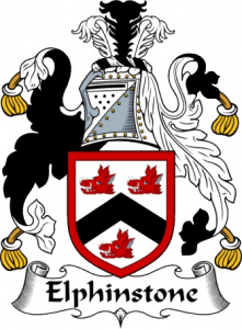 Elphinstone Coat of Arms