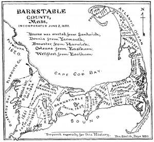 Cape Cod Locations