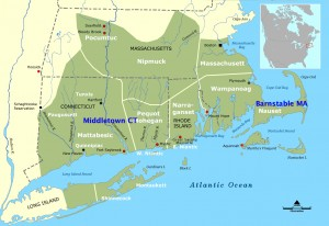 Middletown and Barnstable