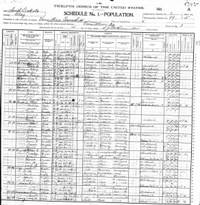 1900 United States Federal Census John P